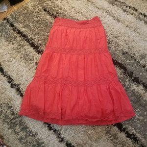 Full Long Skirt